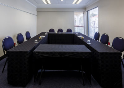 Conference venue room Belmont Square Conference Center Cape Town