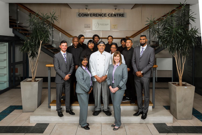 J&J Conferences Team Belmont Square Conference Center Cape Town