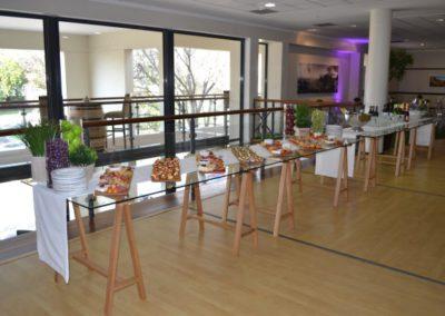 Event catering J&J Conferences Belmont Square Conference Center Cape Town