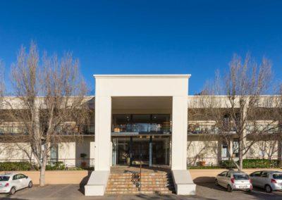 Entrance Belmont Square Conference Center Cape Town